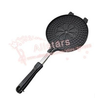 Wholesale Waffle Mold - Wholesale- Free shipping Kitchen tools DIY sweet desserts tools omelet mold waffles &omelet&cake baking pan bakeware toolsJ-0542