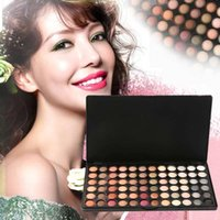 Wholesale Professional 72 Eyeshadow Palette - Fashion Professional Eyeshadow palette 72 Warm Color Palette Makeup Set Shimmer Matte Cosmetic Eyeshadow #91999