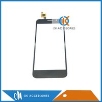 Wholesale Wholesale Dash Touch Screen - New Original Touch Screen For BLU Dash 5.0 D410 Touch Panel Digitizer Replacement Black Color Free Shipping