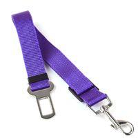Wholesale Seatbelt Harness - 1.5X 75CM Adjustable Car Vehicle Safety Seatbelt Seat Belt Harness Lead for Cat Dog Pet kingdom2017
