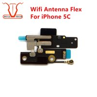 Wholesale New Cell Phones Flex - WiFi Antenna Signal Flex Cable Ribbon Assembly Repair Spare Brand New Replacement Phone Cell Phone Parts for Apple iPhone 5C