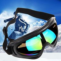 snowboard goggles canada s8hw  Wholesale- Ben 2016 Ski Snowboard Goggles Sunglasses Dust Wind UV  Protection Portable Motorcycle Eyewear Play Games Protective Glasses from  dropshipping