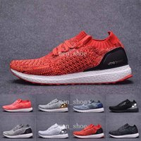 Wholesale Order Cheap Shoes - Cheap AAA quality Ultra Boost Uncaged Hypebeast Primeknit ultraboost Mens Running Shoes men Sports Shoe Casual Sneakers Mix order size 36-45