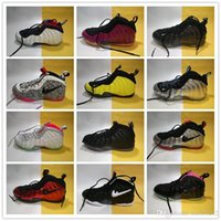 Wholesale Usa Pennies - 2016 Penny Hardaway USA Olympic Men's Basketball Shoes Original quality Discount One 1 Airs Pro 3 Sports Training Sneakers Size 41-45