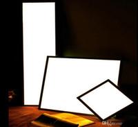 meilleur led voyants achat en gros de-la meilleure qualité des voyants à LED carrés lampada 300x300 600x600mm 1200mm 24W / 36W / 48W / 72W a mené les plafonniers intérieurs de plafonniers avec le conducteur mené
