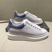 Wholesale Plat White - 2017 Hot Sale Plat Shoes Smith Sneakers Casual Leather Men or Women Sport Shoes Running Sneakers genuine Leather Shoes