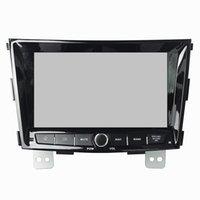 videos mp4 hd al por mayor-Reproductor de DVD sin cubierta para Android 5.1 para SsangYong Tivolan con pantalla de 7 pulgadas HD, GPS, control del volante, Bluetooth, radio