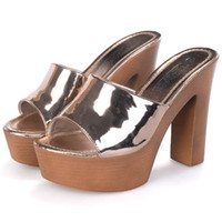 Wholesale Drop Shipping Buying - Cheap Womens Sandals Online Shopping Fashion Ladies High Heels Pumps Buy Discount Female Slippers Platform Heels Outlet Shoes Drop Shipping