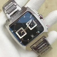 Wholesale Monaco Watches - Top brands men watches, MONACO man fashion watches, stainless steel strap,