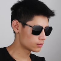 Wholesale Trend Sunglasses For Women - 2017 Trend new sunglasses for men designer sunglasses driving beach sun glasses Man style sunglasses Gifts Glasses cloth glasses bags