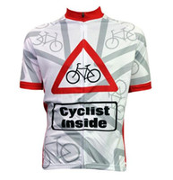Wholesale Cheap Cyclist Jerseys - 2017 Cyclist Inside Cycling Jersey Custom each rider is different bike jersey cycle clothing jerseys cool shirt unique bicycle wear Cheap