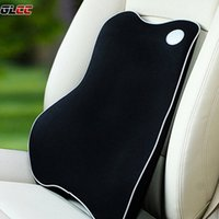 GLCC spine cushion - High Quality Space Memory Foam Car Waist Cushion Summer Car Lumbar Spine Cushion Waist Seat Back Automotive Safety Products