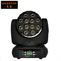 Cheap Price Head Stage, Mini Moving Head Spot, 12 * 12W LED Moving Head Beam Light Cree Led China levou iluminação de palco