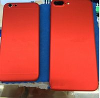Wholesale Magic Protectors - for iphone 8 sticker Chinese Red Cover protectors film sticker back body skin stickers for iphone 8 8 plus 7 plus magic