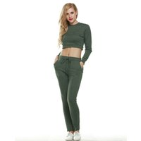 Wholesale Sexy Goddess Nightclub - Goddess Nicki Sexy Minaj Nightclub Sexy Slim Two-piece Bodycon Fashion Sweater Piece Pants