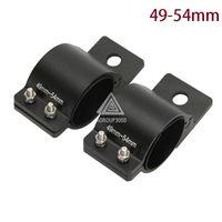 Wholesale Car Antenna Kit - Wholesale- car 2x Universal adjustable Mounting Kit Bull Bar Mounting Lights UHF Antenna Bracket Clamp