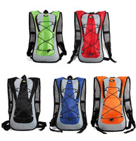 Wholesale TPU L Straw Water Bag Backpack Men And Women Surperlaight Hiking Running Cycling Water Bladder Backpack Hydration Backpack