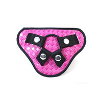 Wholesale woman penis pant for sale - MEW Multicolor PU Strapon Dildo Adjustable Harness Strap On Penis Lesbian Dildo Pants Sex Toys for Woman Sex Products