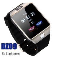 Wholesale I Watches - DZ09 Smart Watch GT08 U8 A1 Bluetooth Wristbrand Android i Phone Smart SIM Intelligent Mobile Phone Sleep State Smartwatch Newest Watch