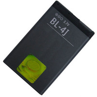 Wholesale Bl 4j Battery - ALLCCX high quality real capacity battery BL-4J for Nokia C6 C6-00 with excellent quality and best price
