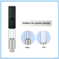 Wholesale Electronic Products Design - 2017 Hot product new design 0.5ml atomizer vaporizer cartridge BUD(S) oil atomizer electronic cigarette..