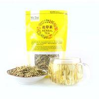 Wholesale Honeysuckle Flower Tea - 2017 natural jinyinhua 30g premium Herbal superfine wild honeysuckle the care flower tea