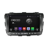 "Wholesale Dvd Sorento - Android 4.4.4 Cortex A9 Dual-core 8"" Capacitive Multi-touch Screen Car DVD Player For Kia Sorento 2013"