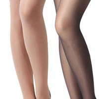 Atacado-Mulheres Sexy Lace Top Sheer Stay Up Coxa Alta Meias Pantyhose Ladies Chic