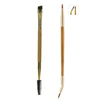 Wholesale Wholesale Shifter - Tarte Makeup Brushes Tools etch & sketch double-ended bamboo Eyeliner brush Shape Shifter Double-Ended Bamboo Eye liner Brow Brush