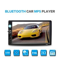 Wholesale High Definition Jpegs - Universal 7 inch high-definition large screen car DVD Bluetooth player car DVR card machine integrated machine