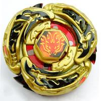 Wholesale beyblade metal fusion l drago resale online - BEYBLADE D RAPIDITY METAL FUSION Beyblades Toy Set L Drago Destructor Destroy Gold Armored Metal Fury D Beyblade