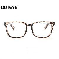 003bcb1300 Wholesale- Optical Myopia Glasses Fashion Clear Lens Eyewear Nerd Eye Glass  Frame Transparent Computer Eyeglasses Frame For Men Women