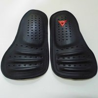 Wholesale motorcycle overalls - Motorcycle Motocross Chest Protector Pads Off road Racing Internal Heart Protector Pad Hockey Overall Protective Chest Guard
