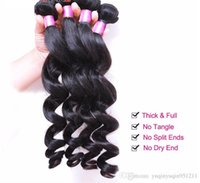 Wholesale H J Virgin Hair - Cheap peruvian loose wave virgin hair 4 bundles puruvian virgin hair fantasy h&j hair loose curly,dyeable bleached 3,4,5pcs lot