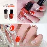 Wholesale Fast Glue - High Quality 7ml 41 Colors Fast Dry UV Gel Nail Glue Gel Nail Polish Finger Art Design Set