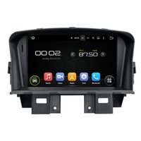 Wholesale Cruze Navigation - 7'' Quad Core Android 5.1 Car DVD Player For CRUZE 2008 2009 2010 2011 With Radio GPS Navigation Stereo Map Gift