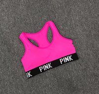 One Piece Gym Outfit Fashion Love Pink Frauen Sport Tops / Shorts Nahtlose Unterwäsche Bequeme Hosen Fitness BH SportTracksuits DH