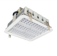 Wholesale bay lamps for sale - Group buy UL DLC W W W Led Canopy Lights Explosion proof Led High Bay Lights For GAS Station warehouse lamp AC85 V MEANWELL driver