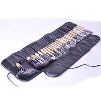 Wholesale pincel bag for sale - Group buy 32Pcs Superior Professional Soft Cosmetic Makeup Brush Set Kit Pouch Bag Case Woman Make Up Tools Pincel Maquiagem