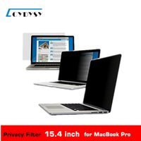 Wholesale Ship Macbook Pro China - 3M Quality 15.4 inch Laptop screen Privacy Filter For MacBook Pro 16:10 (332mm*208mm) Computer Screen Filter Free Shipping