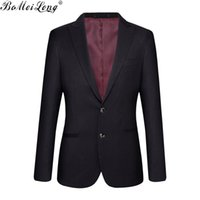 Wholesale Business Suit Designer - Wholesale- (Jackets+Pants) New 2016 Men Suit Famous Brand Bridegroom Suits Business Dress Designer Wedding Suits Slim Custom Blazer Trouser