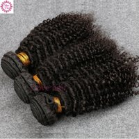 Wholesale Highest Quality Indian Human Hair - 8A Brazilian Virgin Hair 3Bundles Slove Rosa Hair Products High Quality Brazilian Kinky Curly Human Virgin Hair Free Shipping