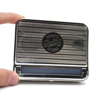 KKDUCK Prix de gros 78MM Papiers Cigarette Rolling Case Tobacco Rolling Box High Quality Cigarette Rolling Machine