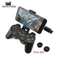 Wholesale- Android Wireless Gamepad para Android Phone / PC / PS3 / TV Joystick 2.4G Joypad Game Controller para Xiaomi Smart Phone