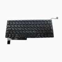 Wholesale Arabic Keyboard Macbook - Arabic Keyboards For Apple Macbook Pro 15'' A1286 Arabic Keyboard 2009 - 2012 Year Brand New Perfect Working