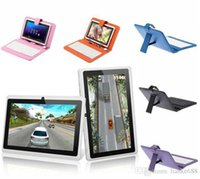 US / UK / China Stock! Q88 7-дюймовый Android Tablet PC 4GB Allwinner A33 Двойная камера WIFI iRULU Kids Tablet Bundle 7