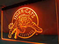 Wholesale Light Football Neon Signs - LD416- Tiger-Cats-Football LED Neon Light Sign