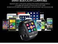 Wholesale Low Price Sim Card - lowest price 2017 Bluetooth Smart Watch Q18 Watch With Camera Facebooks Twitter Smartwatch Support Sim TF Card For Apple ios Android Phone