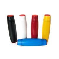 Wholesale Cheap Xmas Toys - Fidget Stick MOKURU Desktop Flip Toys Hand-Eye Concentration Trainer Cheap Funny Desk Toys VS Hand Spinner For Kids Xmas Gift