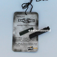 Wholesale bass guitar nuts for sale - Group buy Black TUSQ XL X Guitar Nut BT FIT FIVE STRING BASS